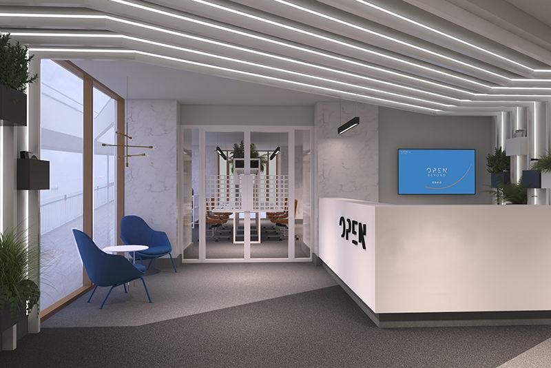 TV STUDIO & OFFICE