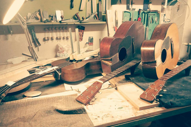 ALFA HANDCRAFTED GUITARS, ΠΝΟΗ & ΝΥΞΗ